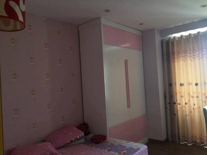 Căn hộ có 2 phòng ngủ.
