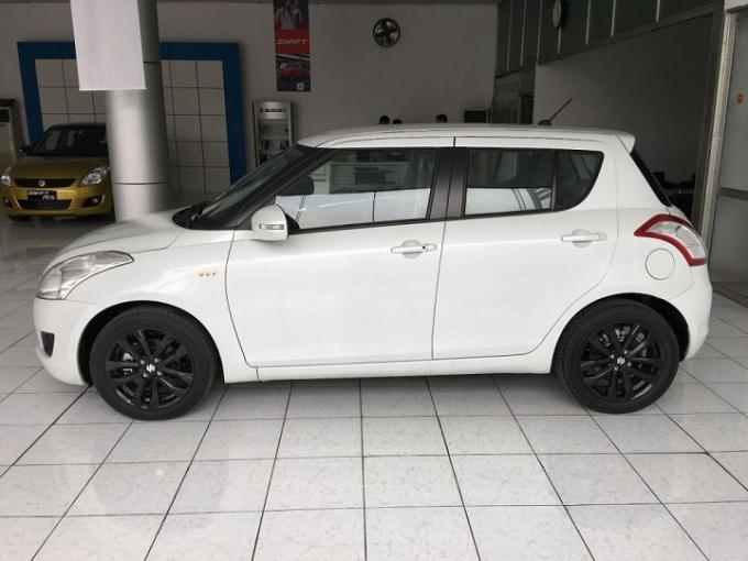 Bên cạnh dòng xe mới Celerio, Suzuki sẽ giới thiệu phiên bản nâng cấp của Swift.
