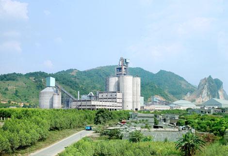 Vinaincon thua lỗ do phải hợp nhất kết quả kinh doanh chủ dự án Xi măng Quang Sơn (Thái Nguyên).