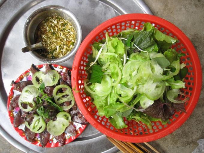 Món cá thả mắm lù - Ảnh: Trang Thy