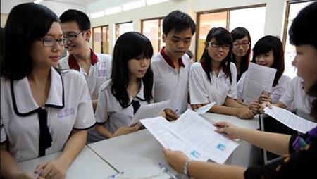 Bộ GD - ĐT yêu cầu các trường đăng ký đầy đủ, chính xác các thông tin tuyển sinh đại học, cao đẳng hệ chính quy năm 2016. Ảnh minh họa.