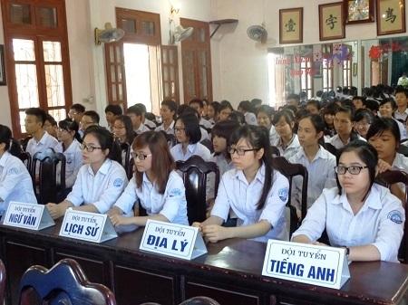 Cũng trong năm nay, cả nước có 6 học sinh giành giải Nhất môn Lịch sử đều là nữ.