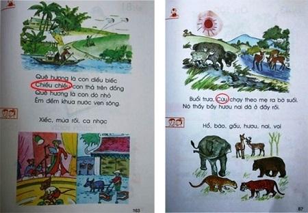 Những lỗi sai như vậy có thể ảnh hưởng nhiều tới quá trình học tập, thu nhận kiến thức chuẩn của học sinh tiểu học.