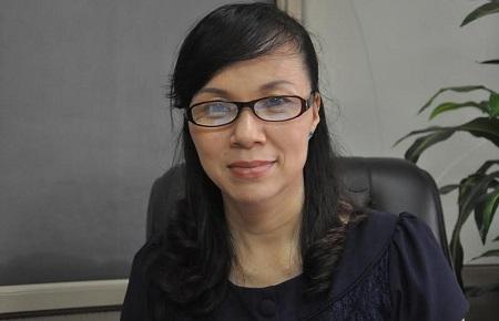 Bà Nguyễn Thị Kim Phụng -Vụ trưởng Vụ Giáo dục Đại học (Bộ GD&ĐT). Ảnh: Văn Chung.