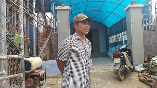 Ông Nguyễn Đức Tháu - xã Trung Nguyên, huyện Yên Lạc, Vĩnh Phúc.