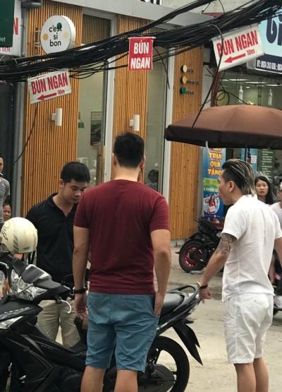 Châu Việt Cường lên tiếng sau vụ va chạm giao thông gây ồn ào.