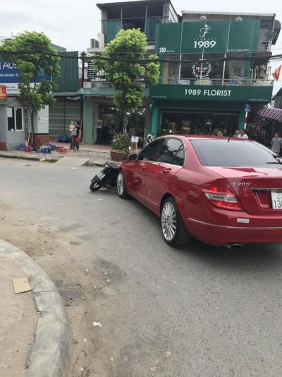 Hình ảnh về vụ va chạm được đăng trên mạng xã hội.