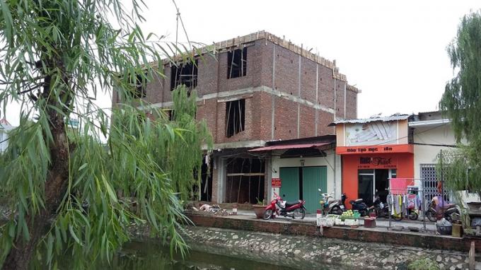 Nhiều công trình vi phạm trật tự xây dựng tại Hải Phòng vẫn chưa được xử lý nghiêm minh và triệt để.