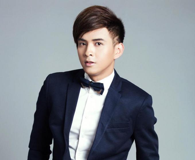 Ca sĩ Hồ Quang Hiếu