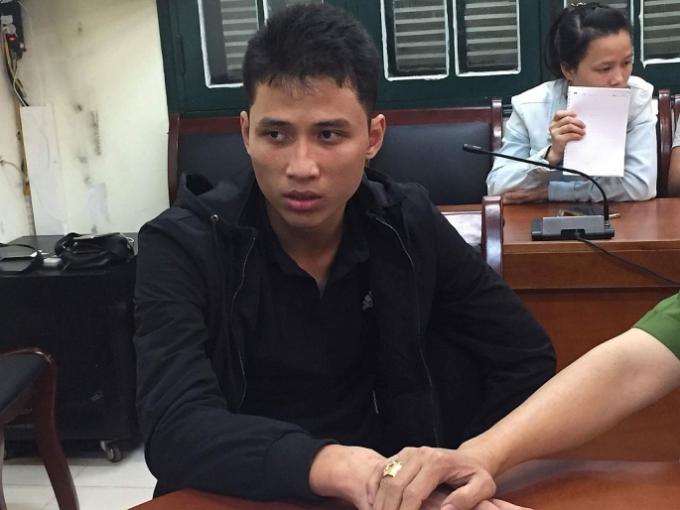 Phạm Thanh Tùng, đối tượnggiết người tình trong chung cư.