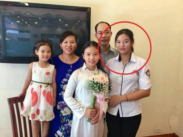 Nguyễn Thùy Linh,lớp 11, trường THPT Trần Hưng Đạo, TP Nam Định đang bị mất tích