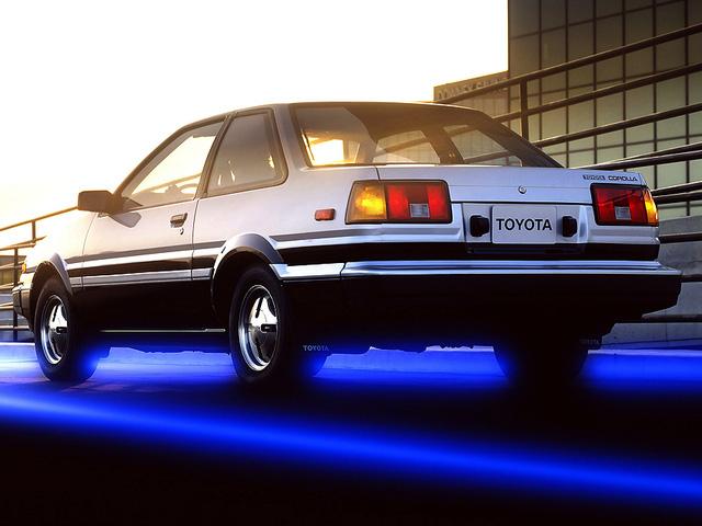 Những chiếc xe Toyota đời 1984 có thể được bán với giá dưới 50 triệu đồng