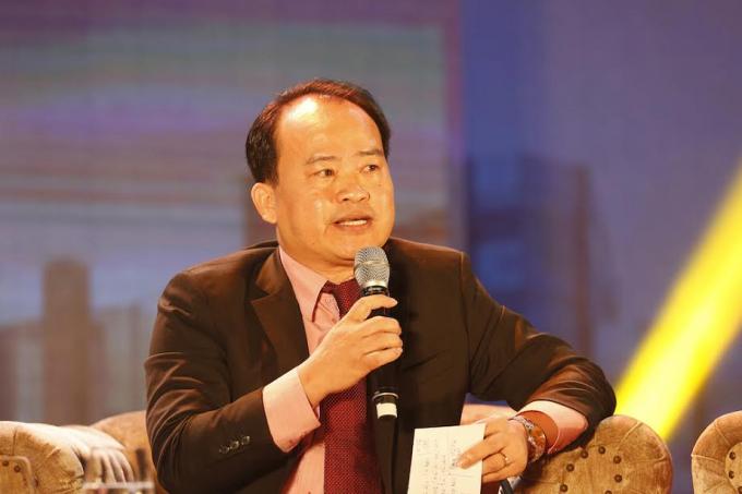 Ông Lâm Minh Chánh, Phó Chủ tịch Thường trực CLB Doanh nhân BizTALKtrực thuộc BizLIVE.vn