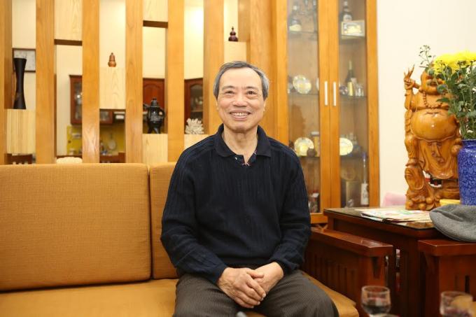 Chú Nhật khỏi hẳn bệnh đại tràng sau khi dùng thuốcĐại tràng Tâm Bình