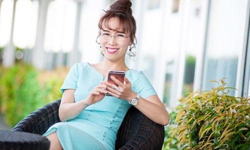 Bà Nguyễn Thị Phương Thảo là nữ tỷ phú đôla tự thân duy nhất tại Đông Nam Á. Ảnh:Forbes