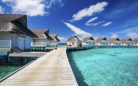 Maldives là địa điểm nghỉ dưỡng yêu thích của Quốc vương Salman.