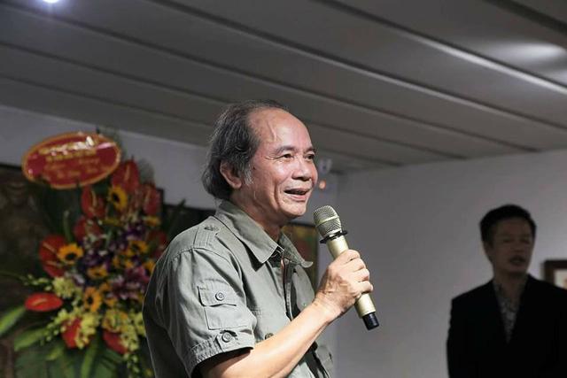 Nhạc sỹ Nguyễn Trọng Tạo.