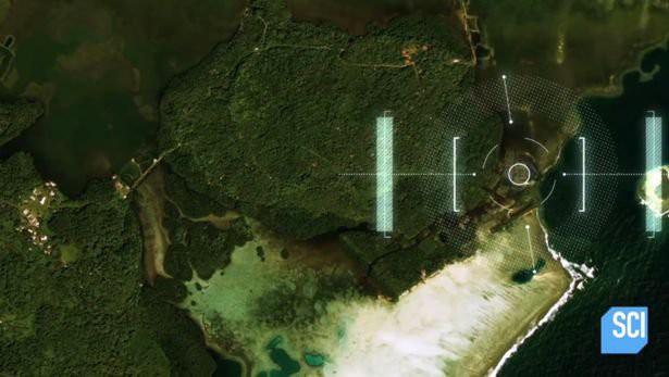 Thành phố được tìm thấy trên vịnh đảo Micronesia thuộc Ponhpei