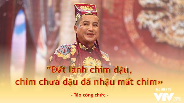 Táo Công chức nhắc lại câu nói nổi tiếng của ĐBQH Trần Thị Quốc Khánh tại Táo quân 2017
