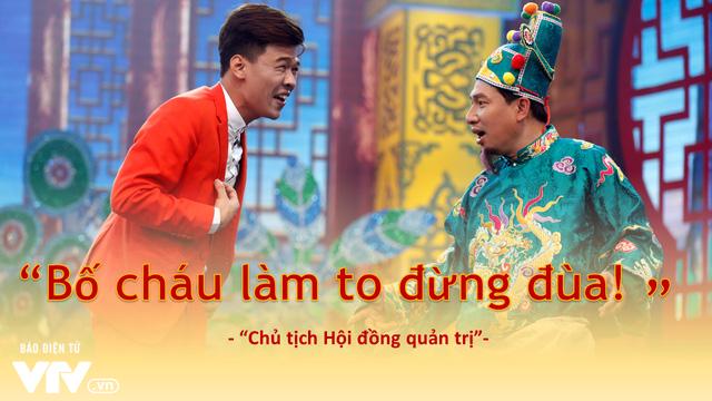 Cậu cháu của Bắc Đẩu kết thúc bài hát của mình bằng tuyên bố dõng dạc với Táo Kinh Công: