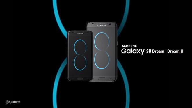 Smartphone Galaxy S8 của Samsung mới được ra mắt gần đây.