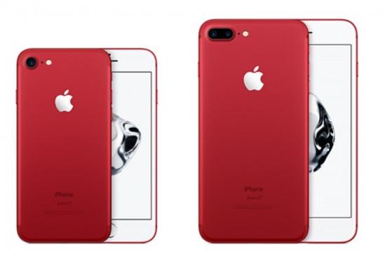 Bộ đôi 'táo đỏ' chính hãng sẽ được bán tại Việt Nam từ ngày mai. Ảnh: Apple