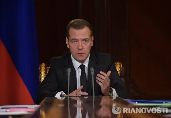 Thủ tướng Nga thăm chính thức Campuchia (Ảnh: RIA NOVOSTI)