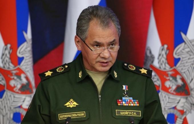 Bộ trưởng Quốc phòng Nga Sergey Shoigu tuyên bố phi công Nga đã được giải cứu thành công (Ảnh: kp.ru)