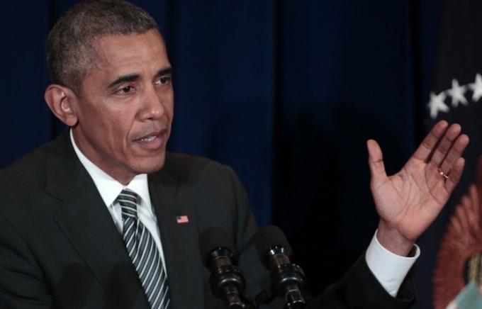 Tổng thống Barack Obama đã ký ngân sách quốc phòng năm 2016 (Ảnh: TASS)
