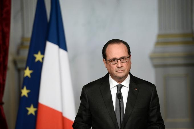 Tổng thống Pháp Hollande kêu gọi thành lập