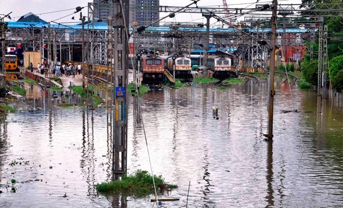 6. Đây là trận lũ lụt tồi tệ nhất trong lịch sử 10