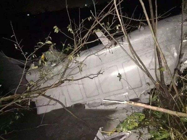 Hình ảnh J-10 bị rơi ở Chiết Giang. (Ảnh:Sino.com)