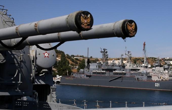Hạm đội Nga đang có những bước tiến mạnh mẽ về khả năng tác chiến trên phạm vi toàn cầu. (Ảnh:TASS)