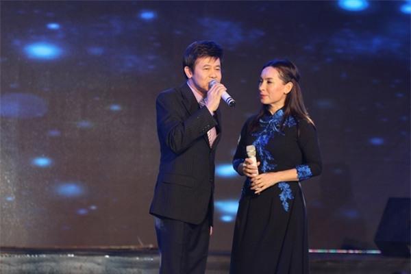 Cặp song ca ăn ý Phi Nhung và Thái Châu