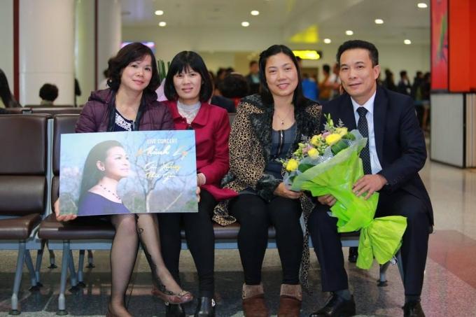 Khán giả yêu mến giọng hát Khánh Ly gồm những người lớn tuổi.