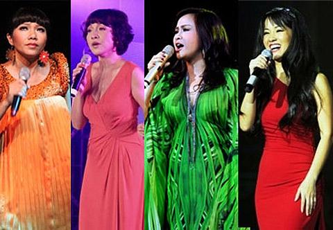 Điều đặc biệt là cả 4 ca sĩ đều sinh ra tại thủ đô Hà Nội