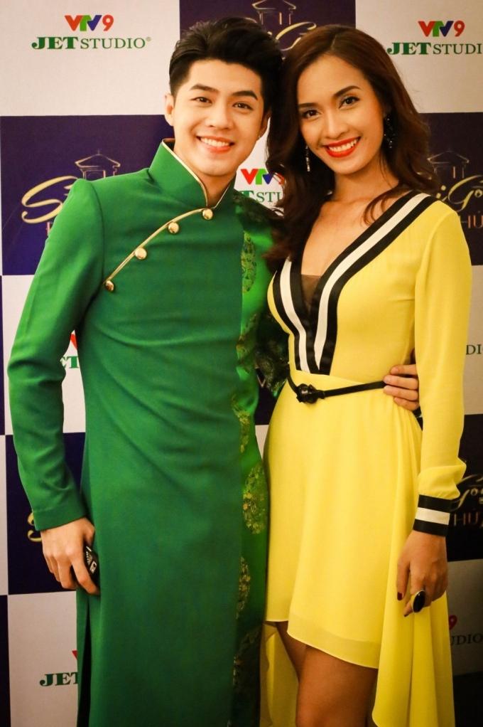 Noo Phước Thịnh và Ái Phương cùng tái xuất trong Sài Gòn đêm thứ bảy