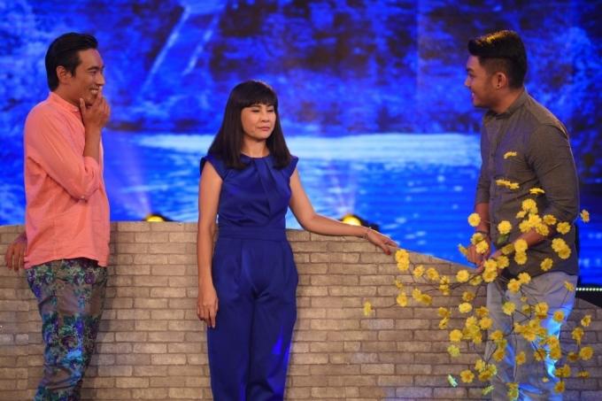 Ngoài ra còn có sự tham gia của các nghệ sĩ Cát Phượng,Kiều Minh Tuấn, Lê Hoàng...