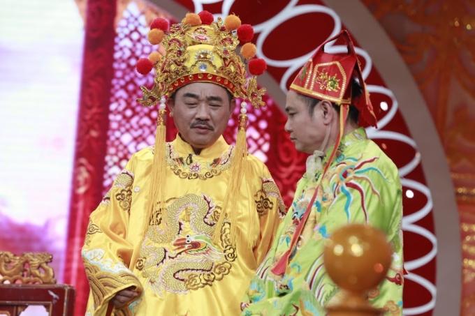 Quốc Khánh luôn đảm nhận vai trò cao nhất trên thiên đình - Ngọc Hoàng