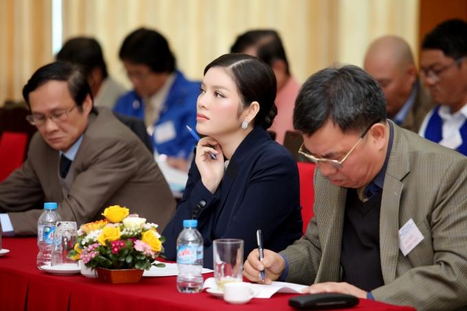 Lý Nhã Kỳ trở thành phó chủ tịch phụ trách truyền thông của Liên đoàn xe đạp - moto Việt Nam khóa VI.