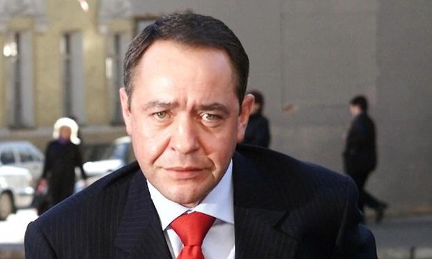 Mikhail Lesin, cựu trợ lý của tổng thống Putin. (Ảnh: RT)