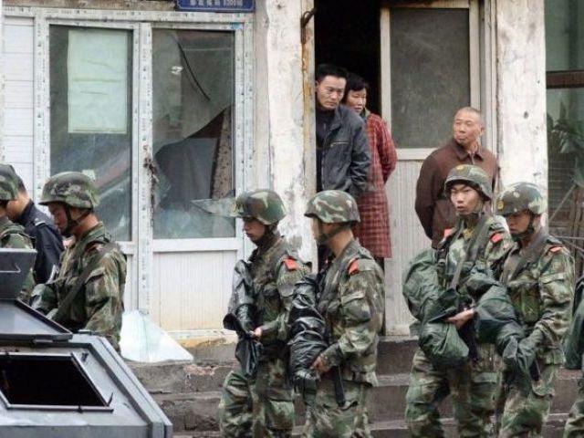 Quan chức cấp cao Trung Quốc bị bắn chết tại Tân Cương. (Ảnh:Reuters)