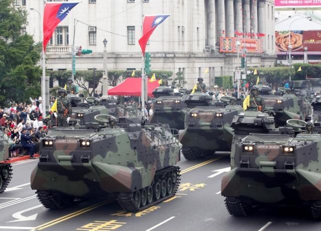 Mỹ bán vũ khí cho Đài Loan