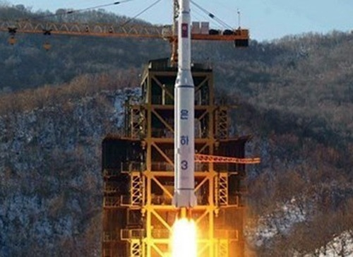 Triều Tiên sắp thử tên lửa đạn đạo tầm xa? (Ảnh: Getty Images)