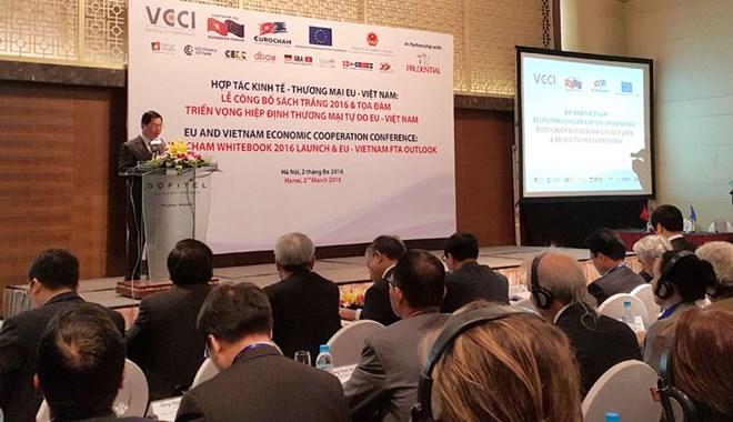 Đưa nguồn vốn chất lượng cao của EU vào Việt Nam