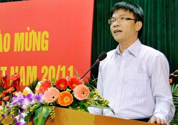 Thứ trưởng Bộ Tư pháp Lê Thành Long. (Ảnh: Internet)