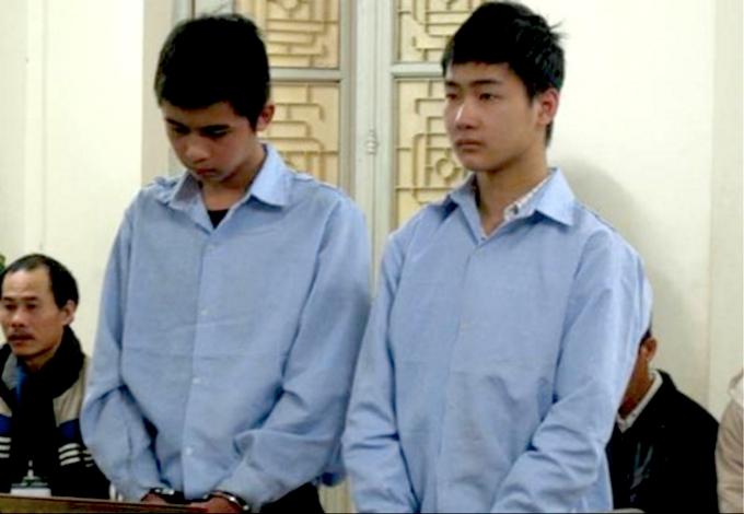 Lê Văn Hướng, Đào Ngọc Anh phạm tội khi vừa chớm tuổi 15…