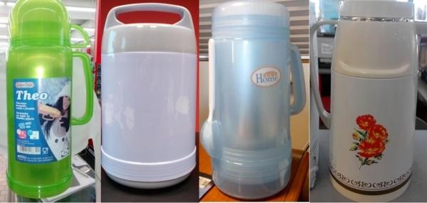 Các sản phẩm bình giữ nhiệt Trung Quốc bị thu hồi do báo cáo có chứa chất amiăng.