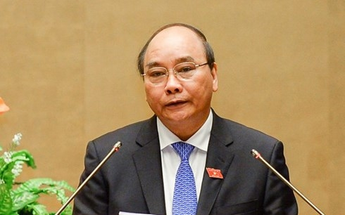Tân thủ tướng Nguyễn Xuân Phúc. (Ảnh:Internet)
