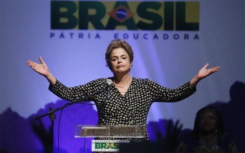 Bà Rousseff được xem như là đại diện cho tất cả phụ nữ Brazil.